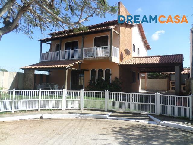 Casa 3 Dorm, Balneário, São Pedro da Aldeia (CA0215)