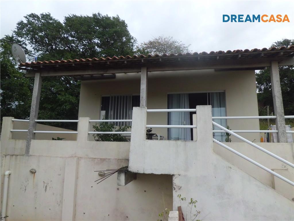 Casa 2 Dorm, Campo Redondo, São Pedro da Aldeia (CA0217)