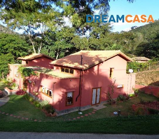Casa 5 Dorm, Pedro do Rio, Petropolis (CA0230)