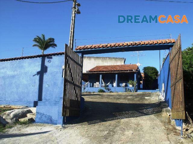 Casa 2 Dorm, Balneário, São Pedro da Aldeia (CA0231)