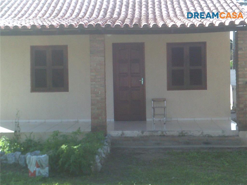 Casa 2 Dorm, Bananeiras, Araruama (CA0237)