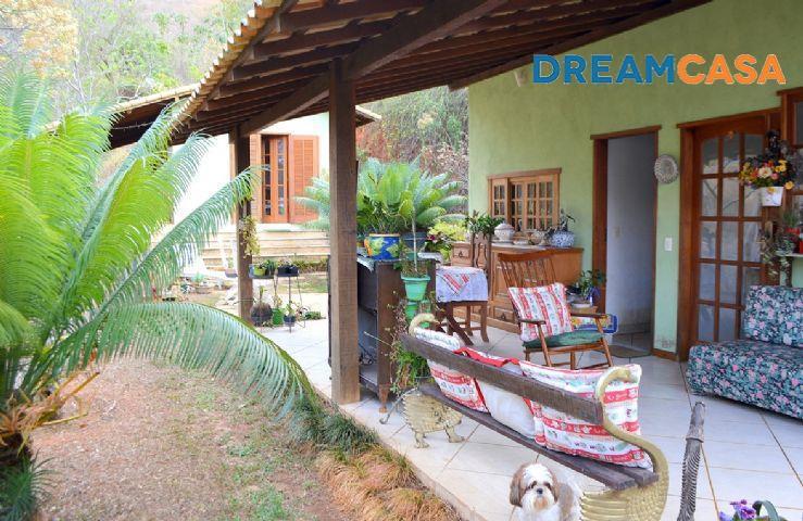 Casa 1 Dorm, Pedro do Rio, Petropolis (CA0241)