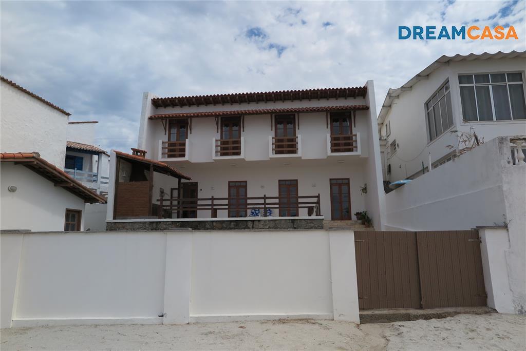 Casa 4 Dorm, Balneário, São Pedro da Aldeia (CA0257)