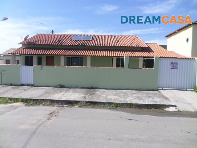 Casa 3 Dorm, Fluminense, São Pedro da Aldeia (CA0266)