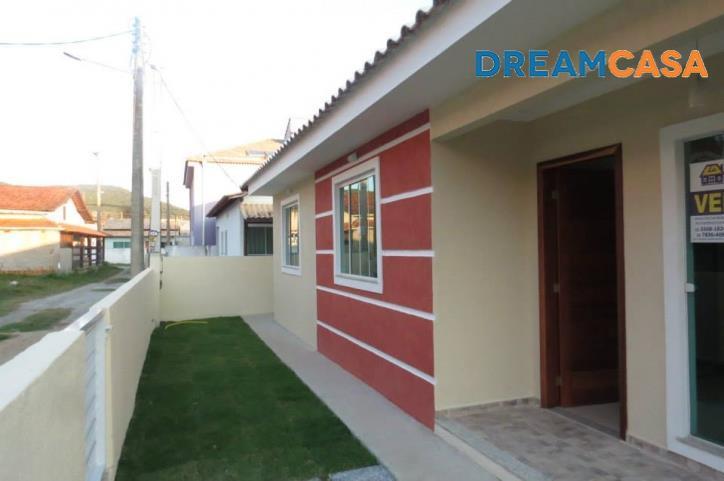 Casa 3 Dorm, Fluminense, São Pedro da Aldeia (CA0270)