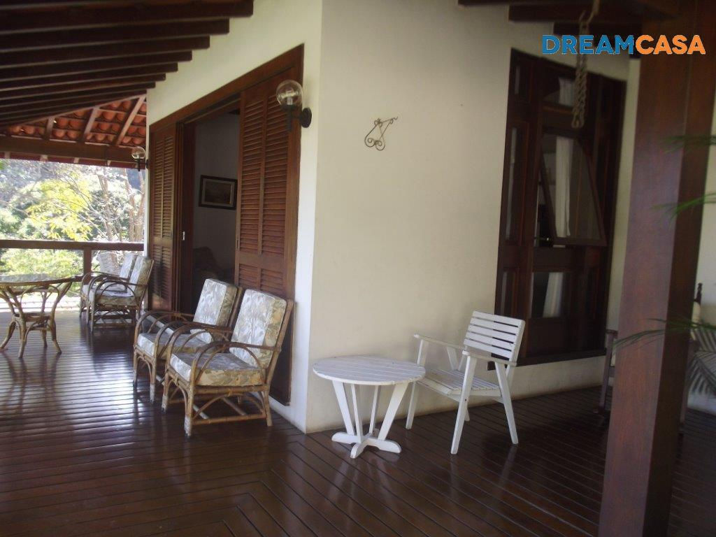 Casa 4 Dorm, Itaipava, Petropolis (CA0290) - Foto 4