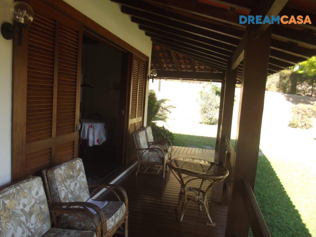 Casa 4 Dorm, Itaipava, Petropolis (CA0290) - Foto 5