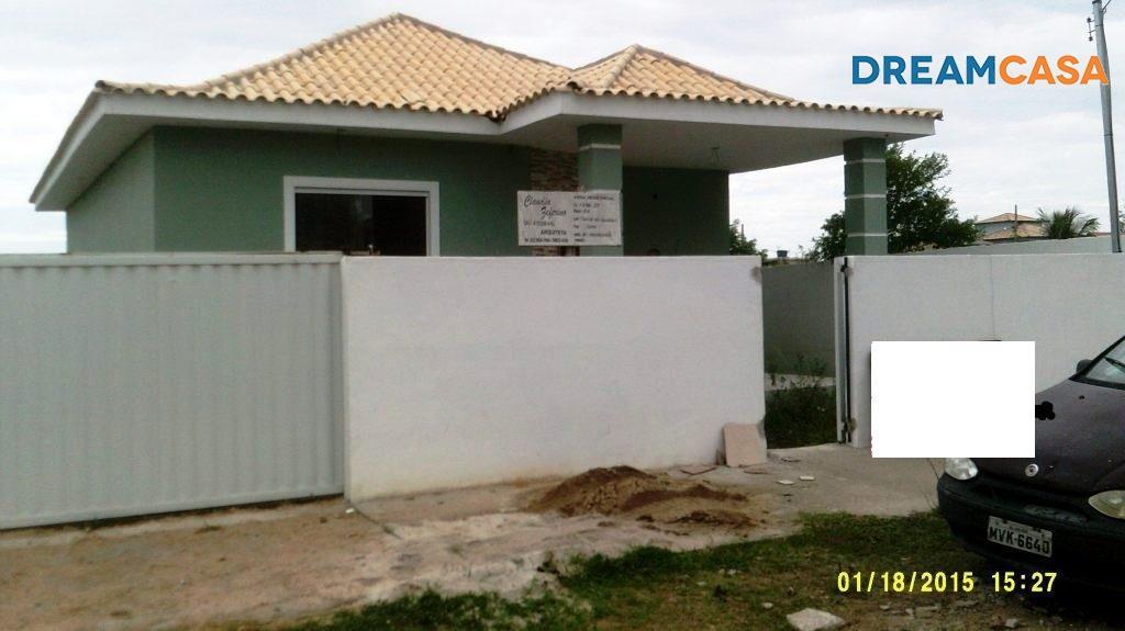 Casa 2 Dorm, Centro, Iguaba Grande (CA0324)
