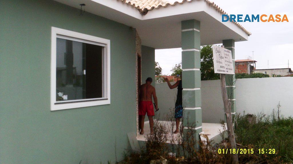 Casa 2 Dorm, Centro, Iguaba Grande (CA0324) - Foto 4