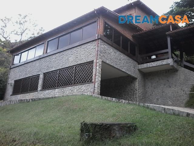 Casa 9 Dorm, Corrêas, Petropolis (CA0340)