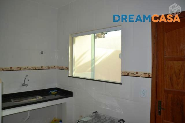 Casa 2 Dorm, Xv de Novembro, Araruama (CA0341)