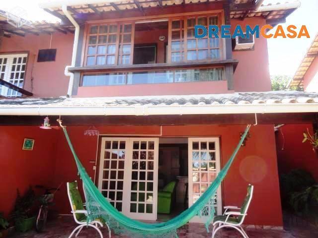 Casa 2 Dorm, Canelas City, Iguaba Grande (CA0345)