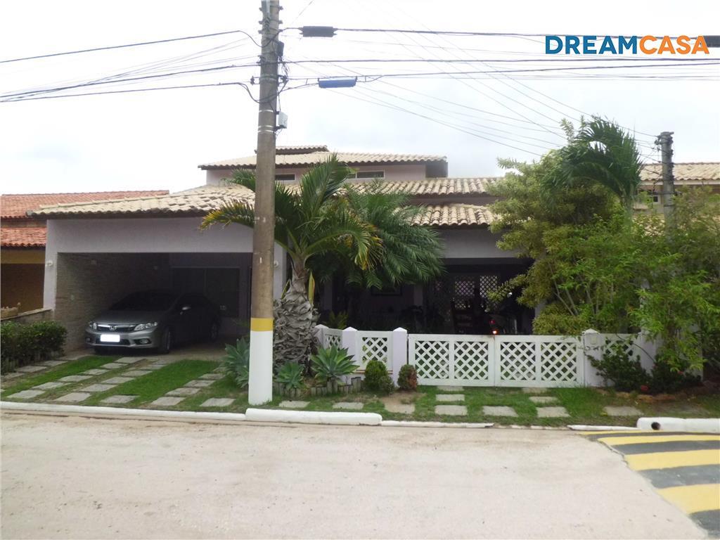 Casa 5 Dorm, Balneário, São Pedro da Aldeia (CA0350)