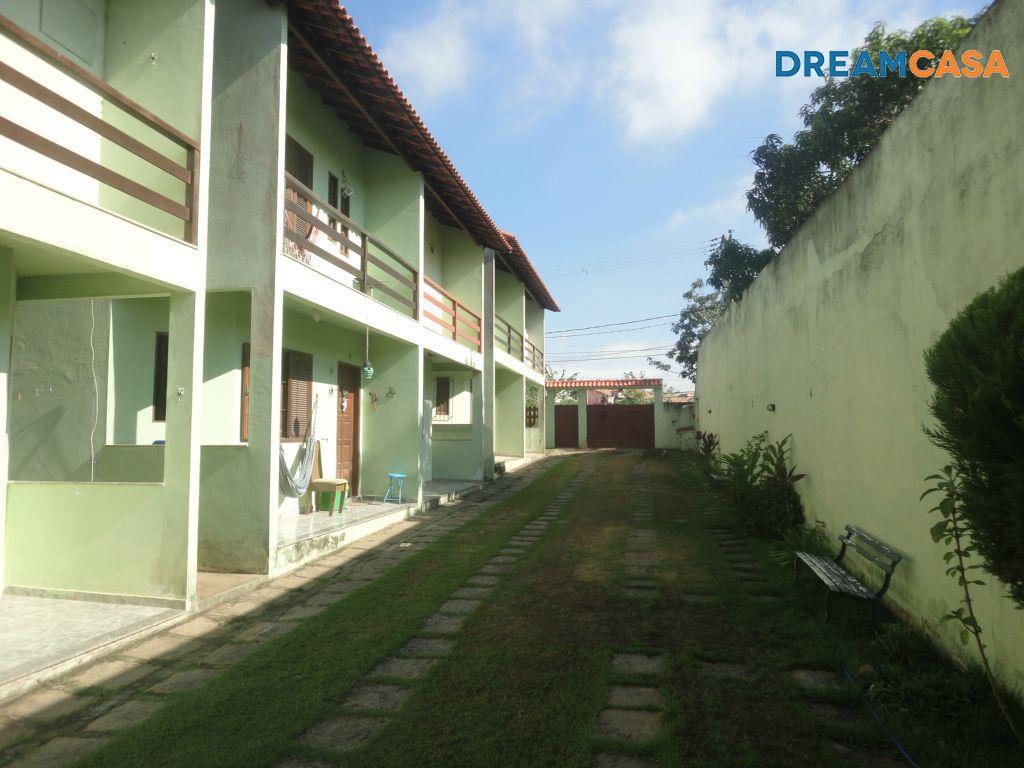 Casa 2 Dorm, Balneário, São Pedro da Aldeia (CA0365) - Foto 2