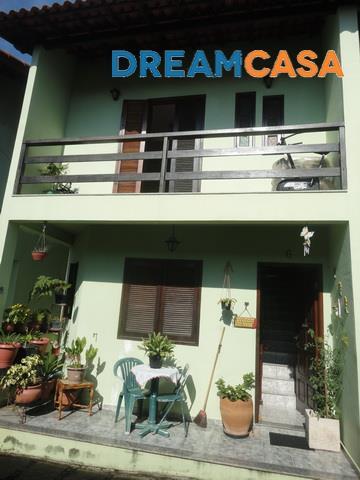 Casa 2 Dorm, Balneário, São Pedro da Aldeia (CA0365)