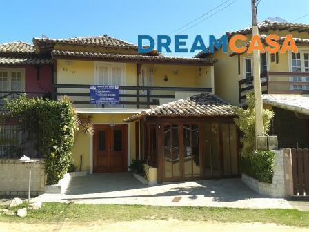 Casa 3 Dorm, Balneário, São Pedro da Aldeia (CA0373)