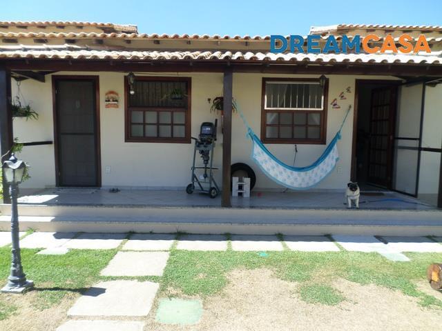 Casa 2 Dorm, Ogiva, Cabo Frio (CA0374)
