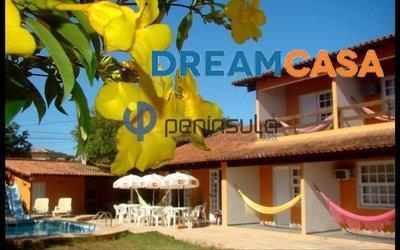 Rede Dreamcasa - Pousada 15 Dorm, Bosque de Geribá - Foto 4