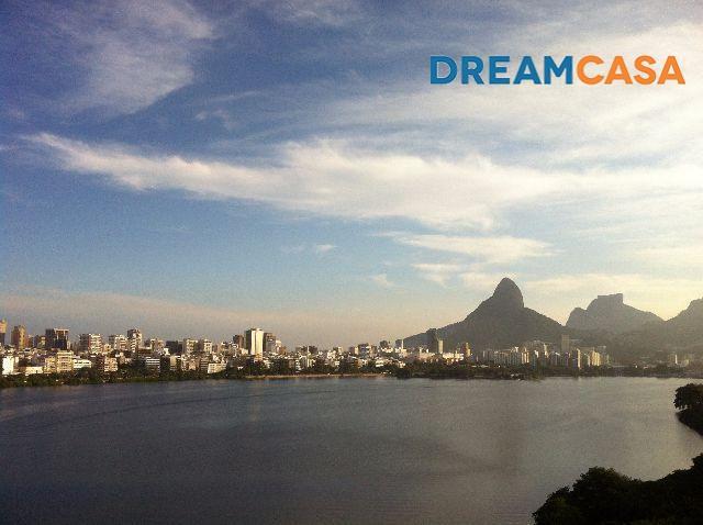 Apto 4 Dorm, Lagoa, Rio de Janeiro (AP1041)