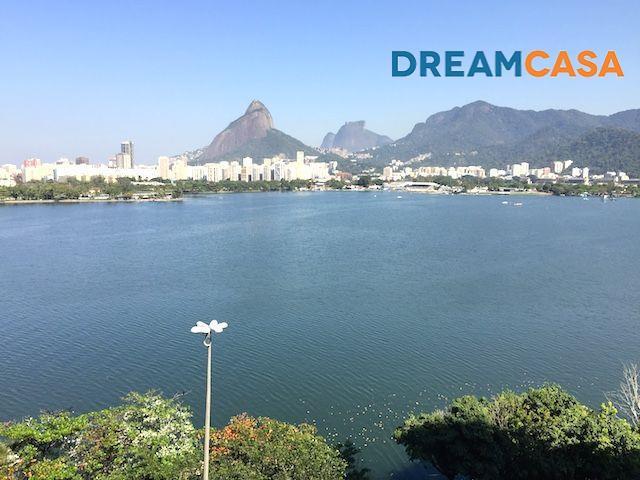 Apto 4 Dorm, Lagoa, Rio de Janeiro (AP1041) - Foto 3