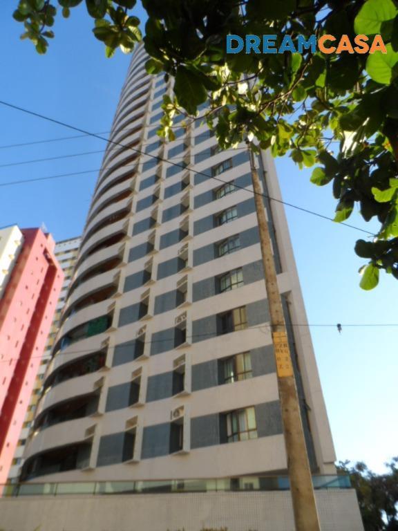 Apto 4 Dorm, Boa Viagem, Recife (AP1109)