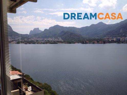 Apto 4 Dorm, Lagoa, Rio de Janeiro (AP1164)