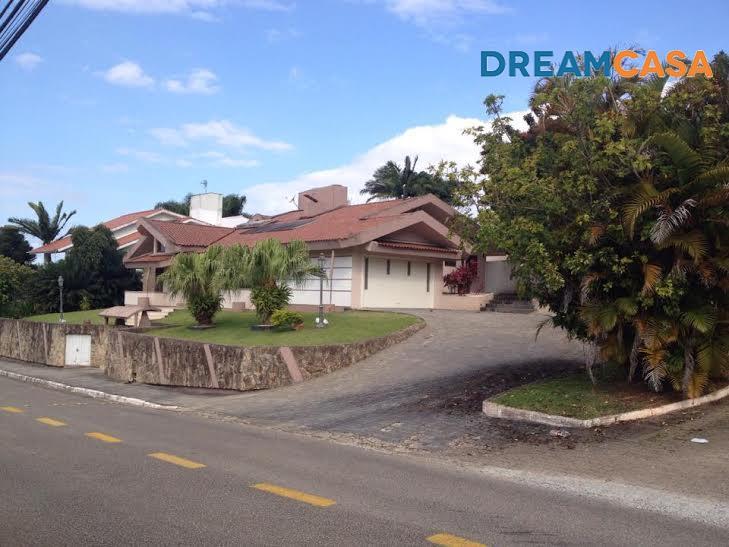 Casa 4 Dorm, Bosque das Mansões, São José (CA0778)