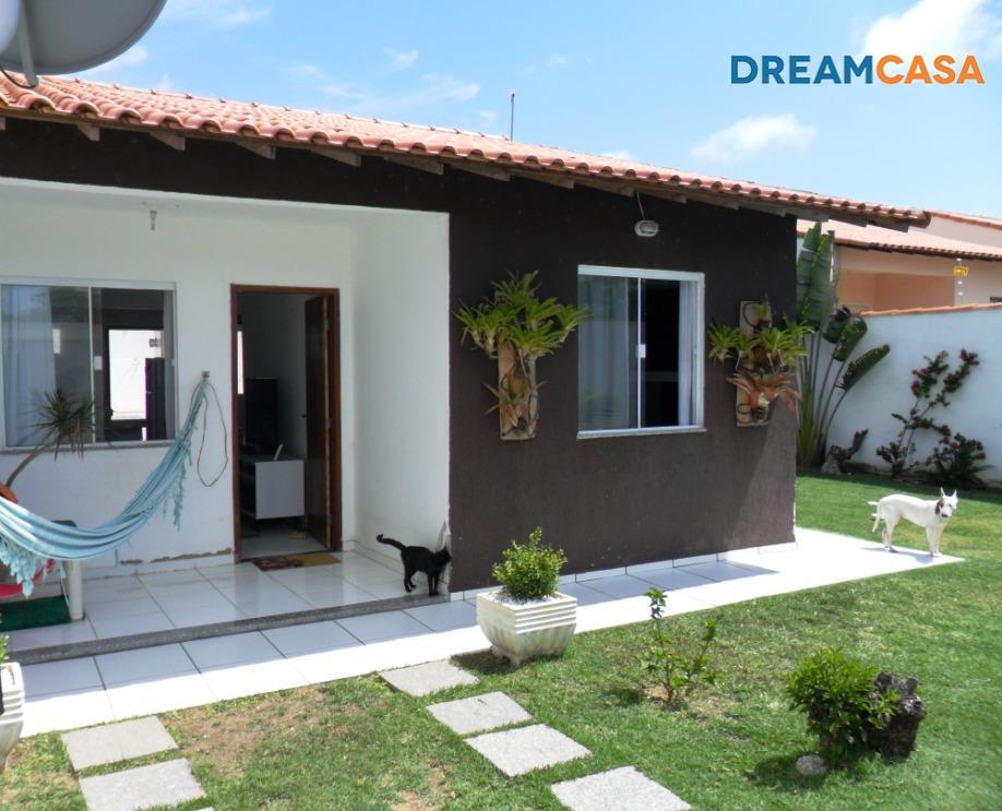 Casa 2 Dorm, Recanto do Sol, São Pedro da Aldeia (CA0794)