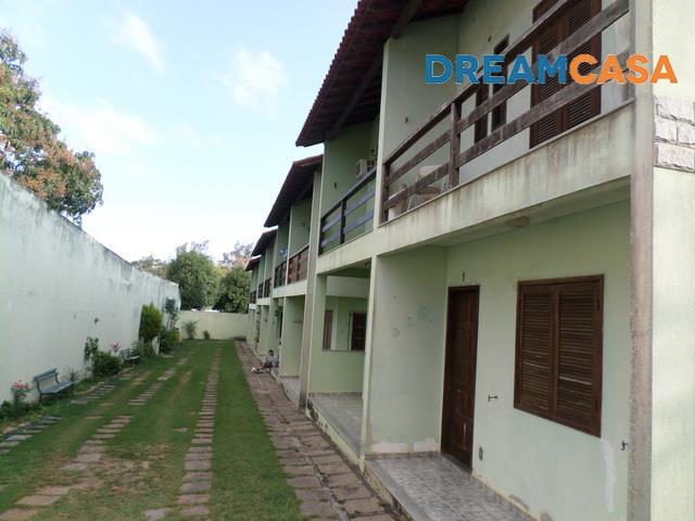 Casa 2 Dorm, Balneário, São Pedro da Aldeia (CA0825)