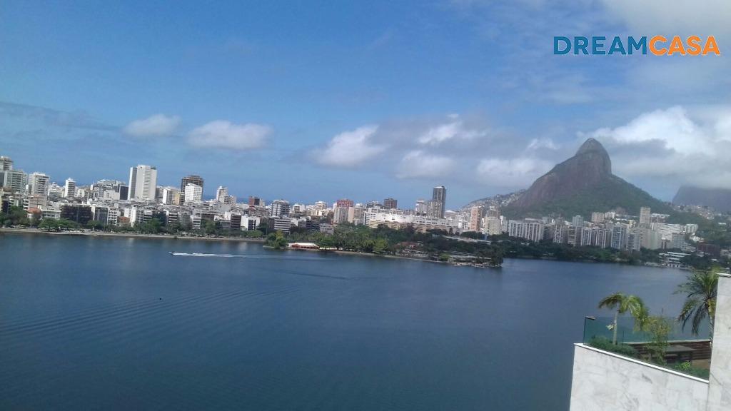 Apto 4 Dorm, Lagoa, Rio de Janeiro (AP1041) - Foto 5