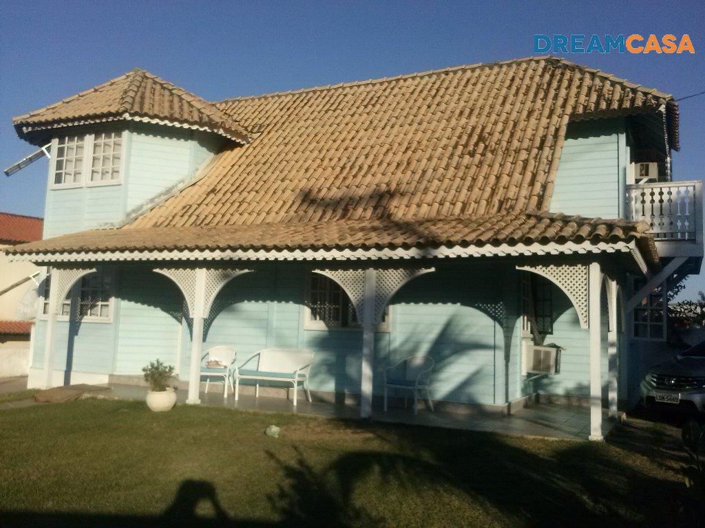 Casa 3 Dorm, Balneário, São Pedro da Aldeia (CA0840)