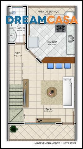 Casa 2 Dorm, Bananeiras, Araruama (CA0849) - Foto 2