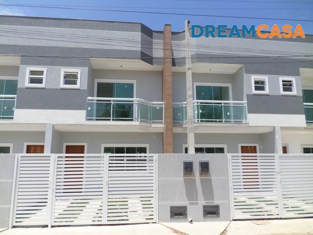 Casa 2 Dorm, Bananeiras, Araruama (CA0849)