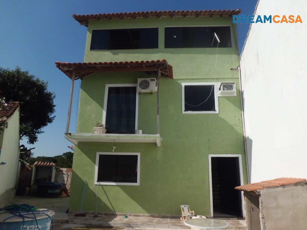 Casa 2 Dorm, Fluminense, São Pedro da Aldeia (CA0853)