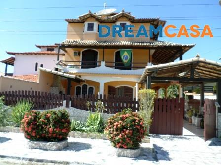 Casa 3 Dorm, Fluminense, São Pedro da Aldeia (CA0862)