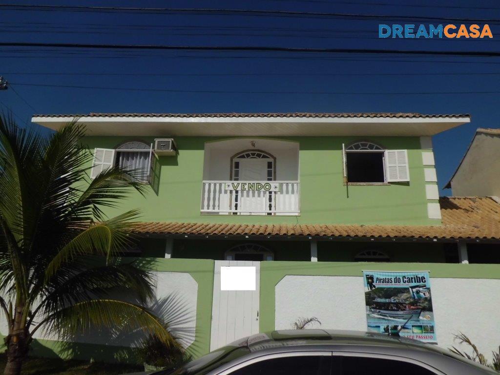 Casa 2 Dorm, Fluminense, São Pedro da Aldeia (CA0863)
