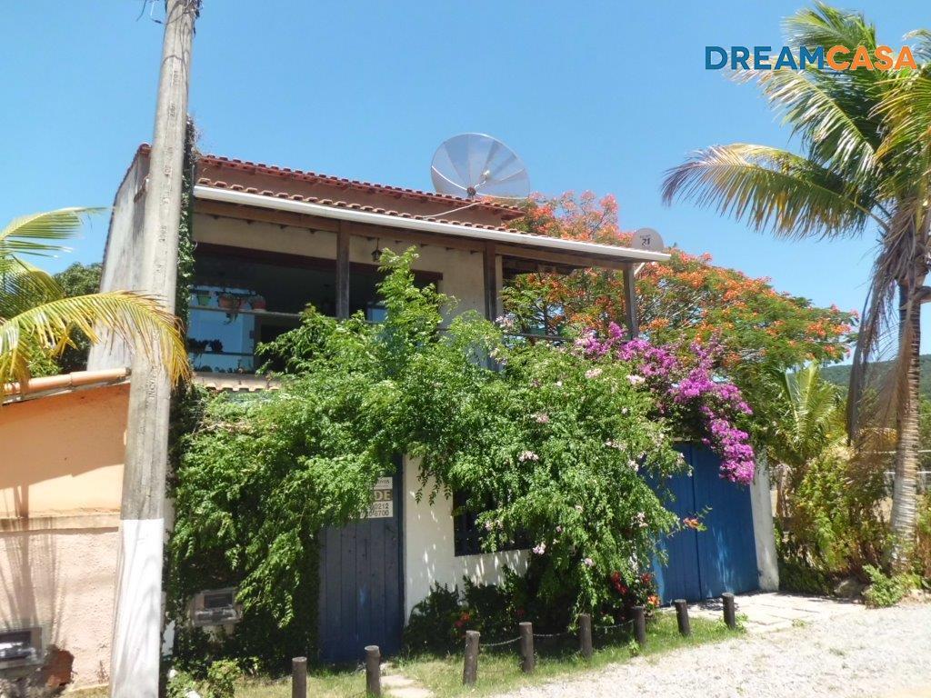 Casa 3 Dorm, Balneário das Conchas, São Pedro da Aldeia (CA0872)