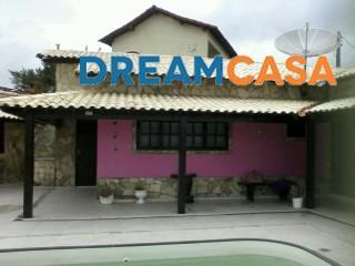 Casa 2 Dorm, Fluminense, São Pedro da Aldeia (CA0875)