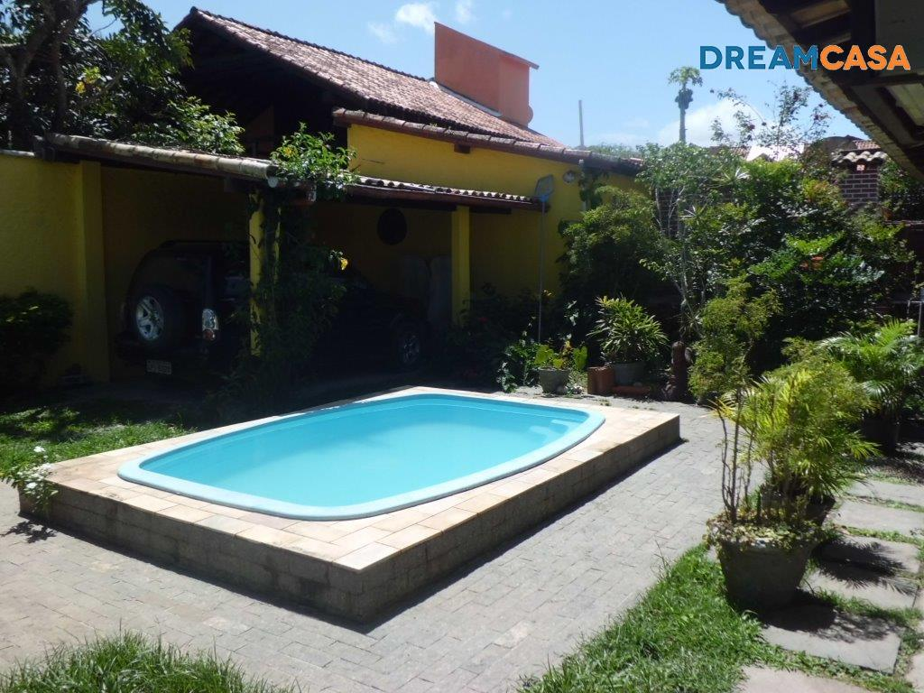 Casa 5 Dorm, Balneário, São Pedro da Aldeia (CA0878)
