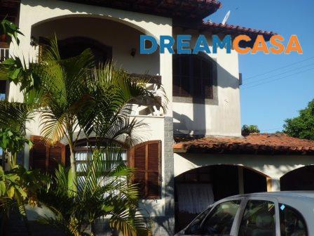 Casa 4 Dorm, Praia Linda, São Pedro da Aldeia (CA0881)