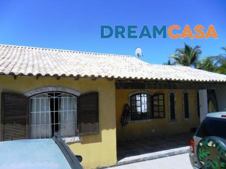 Casa 3 Dorm, Balneário, São Pedro da Aldeia (CA0886)