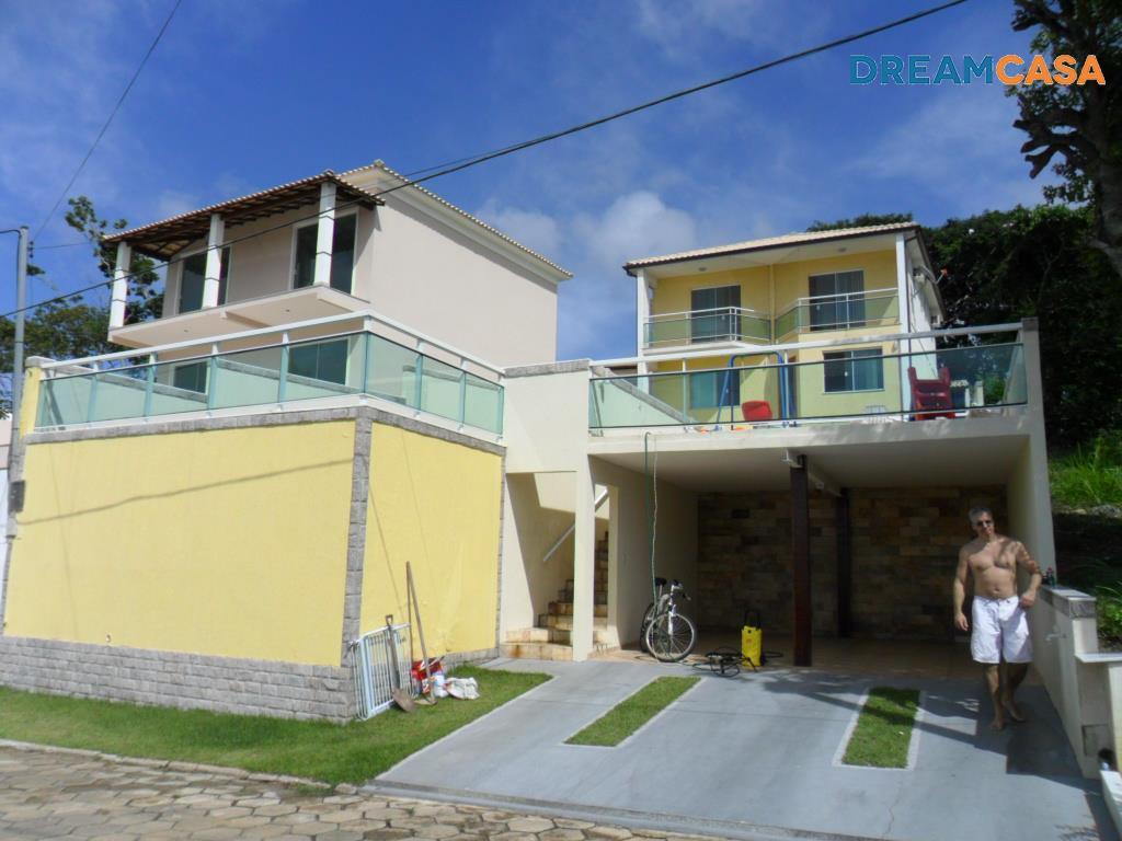 Casa 4 Dorm, Balneário, São Pedro da Aldeia (CA0890)
