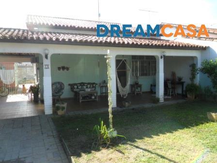 Casa 3 Dorm, Balneário, São Pedro da Aldeia (CA0906)