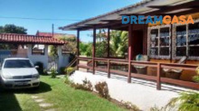 Casa 3 Dorm, Iguabinha, Araruama (CA0930)