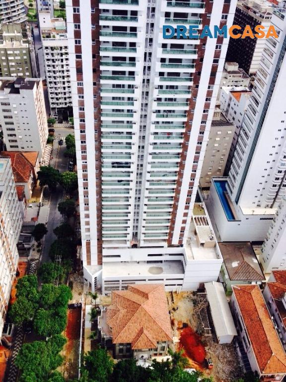 Apto 3 Dorm, Pompéia, Santos (AP1275)