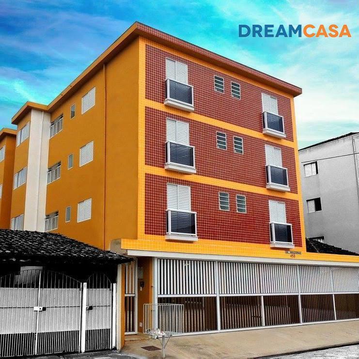 Apto 2 Dorm, Jardim Casqueiro, Cubatão (AP1346)