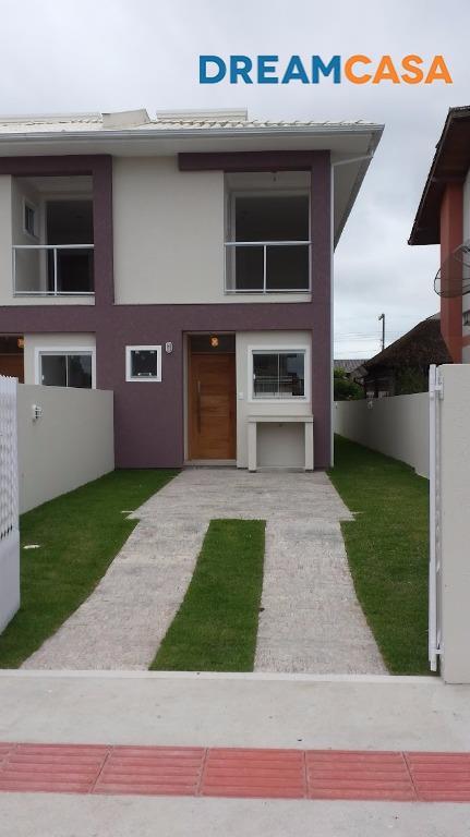 Casa 2 Dorm, Rio Vermelho, Florianópolis (CA0999) - Foto 2