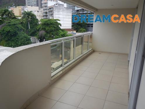 Apto 3 Dorm, Botafogo, Rio de Janeiro (AP1399)