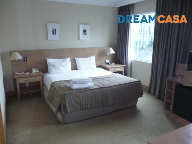 Flat 1 Dorm, Brooklin, São Paulo (FL0025)