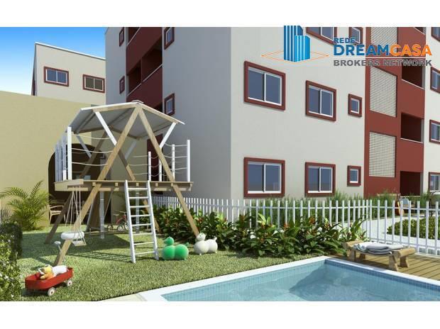 Im�vel: Rede Dreamcasa - Apto 2 Dorm, Planalto, Natal